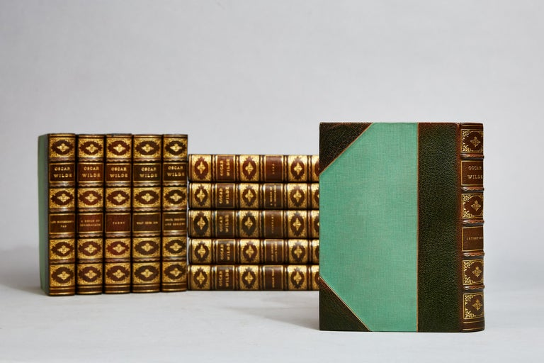 Leather Oscar Wilde, the Writings For Sale