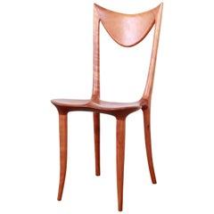 """Oskar Kogoj Studio Craftsman Sculptural """"Venetia"""" Chair"""