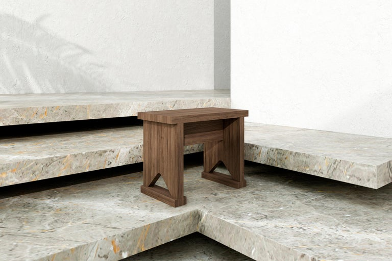 Oslinchik Collection, Traditional Ukrainian Stools by Ivan Voitovych For Sale 5