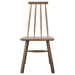 Oslo Dining Chair in White Oak in Stock