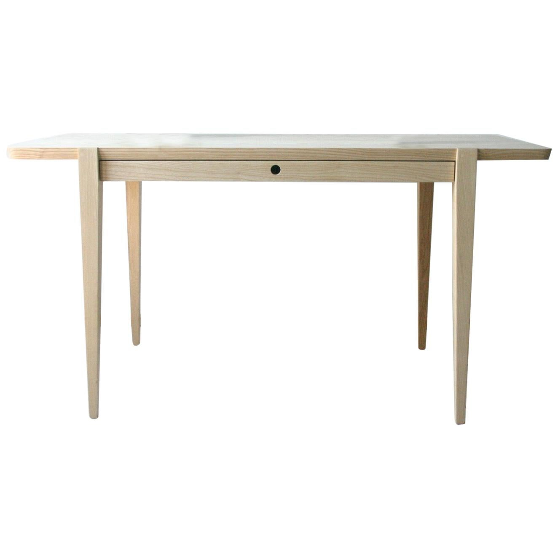 Oslo Writing Desk in Ash by Studio Moe