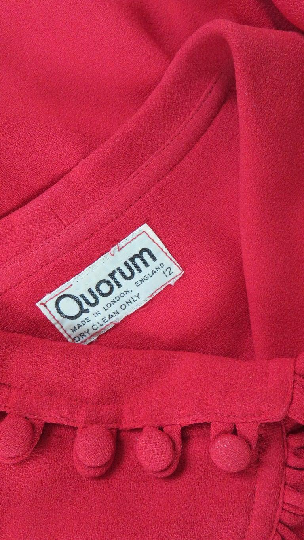 Ossie Clark Quorum Bohemian Blouse For Sale 12