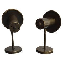 Ostuni Appliques Adjustable Brass, 1950, Italy