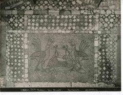 Murano Mosaic - Vintage Photo Detail by Osvaldo Bohm - Early 20th Century