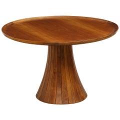 Osvaldo Borsani Attributed Circular Occasional Table