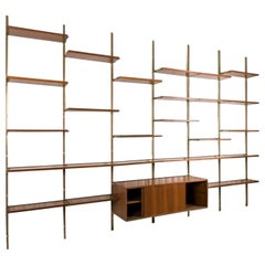 "Osvaldo Borsani, Bookcase model ""E 22"", 1951"