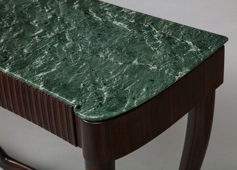 Mid-Century Modern Osvaldo Borsani Console Table For Sale