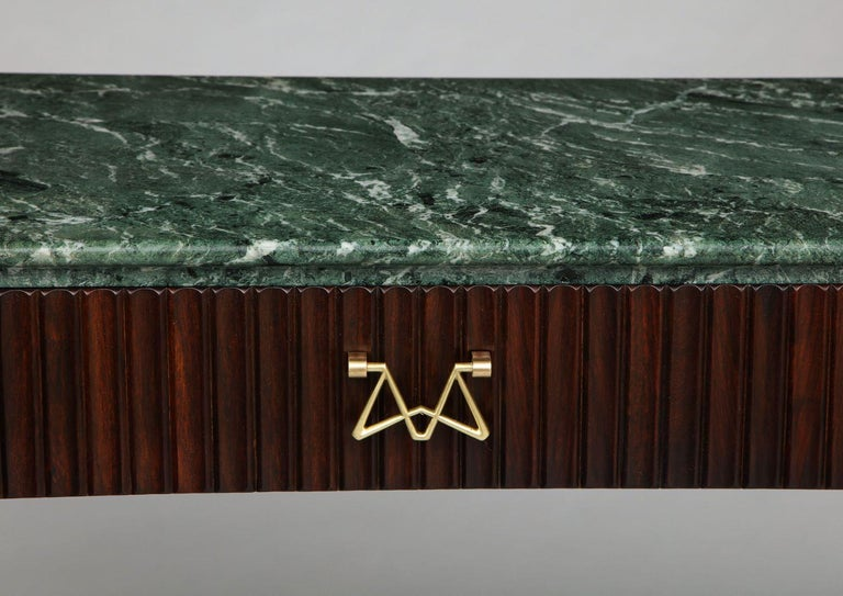 Osvaldo Borsani Console Table In Good Condition For Sale In New York, NY