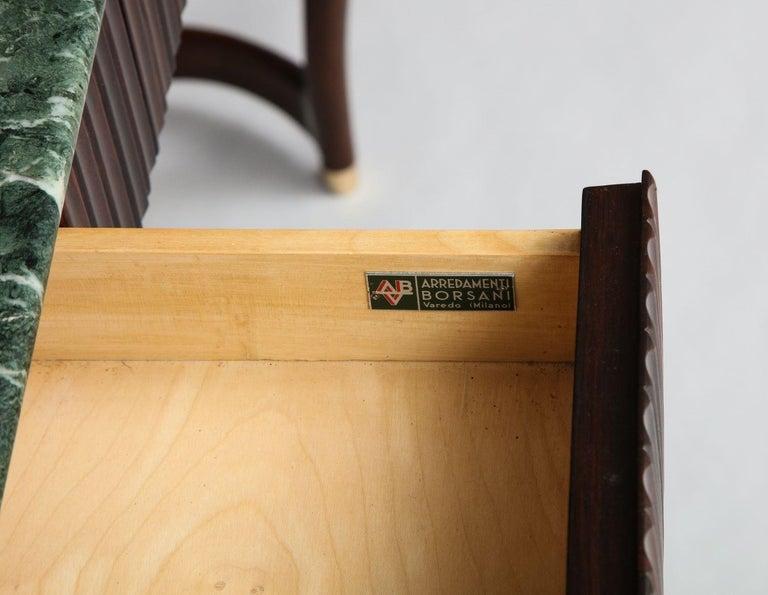 20th Century Osvaldo Borsani Console Table For Sale