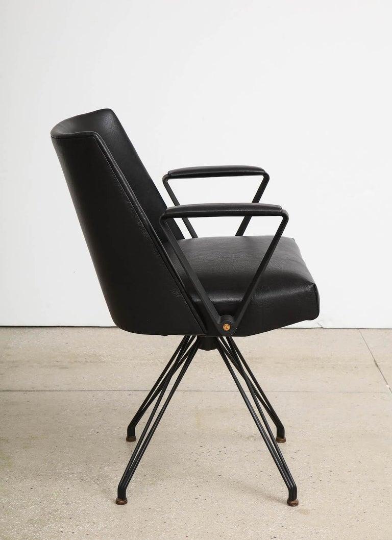 Osvaldo Borsani Desk Chair For Sale 1