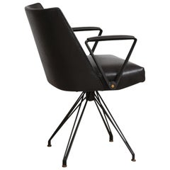 Osvaldo Borsani Desk Chair