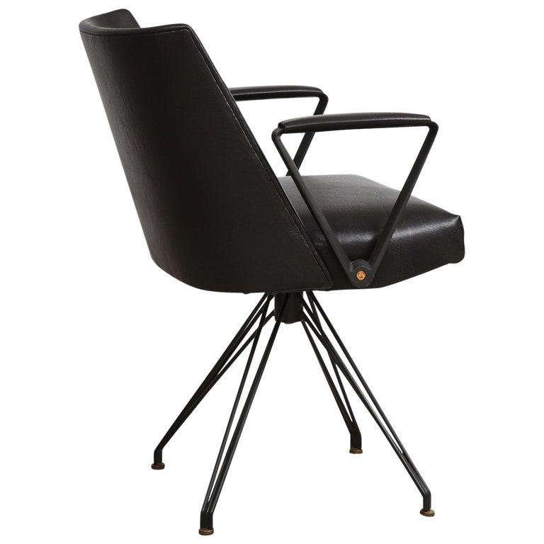 Osvaldo Borsani Desk Chair For Sale