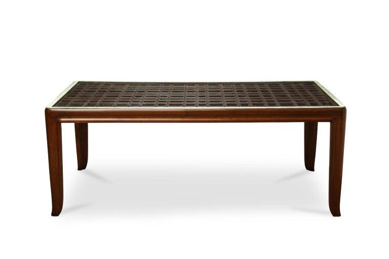 Mid-Century Modern Osvaldo Borsani Dining Table For Sale