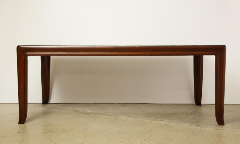 Osvaldo Borsani Dining Table In Good Condition For Sale In New York, NY