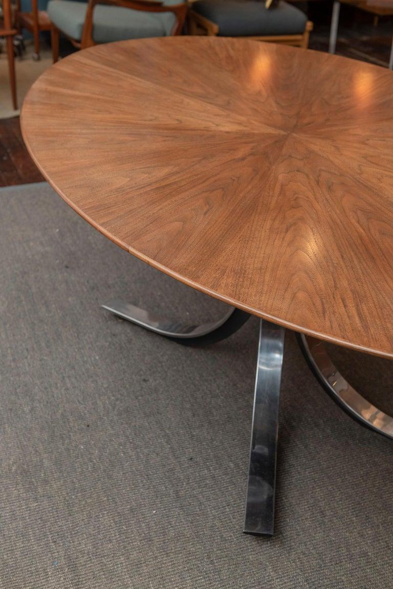 Osvaldo Borsani Dining Table for Tecno, Italy In Good Condition For Sale In San Francisco, CA