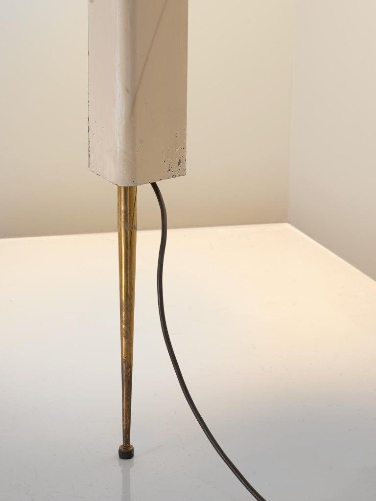 Osvaldo Borsani for Arredoluce 'LT8' Floor Lamp In Good Condition For Sale In Waalwijk, NL