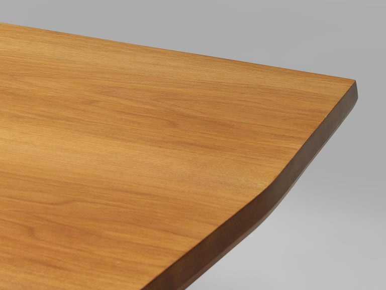 Osvaldo Borsani for Tecno Converence Table in Mahogany In Good Condition For Sale In Waalwijk, NL