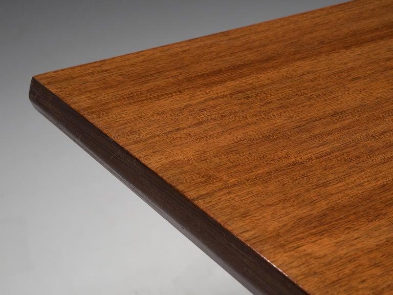 Mid-Century Modern Osvaldo Borsani for Tecno Dining Table For Sale