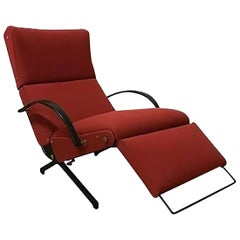 Osvaldo Borsani for Tecno 'P40' Lounge Chair