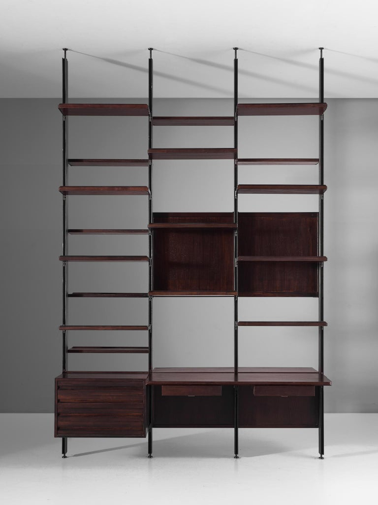 Mid-Century Modern Osvaldo Borsani Roomdivider for Tecno For Sale