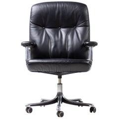 Osvaldo Borsani High Back Executive Chair