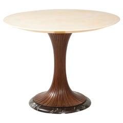 Osvaldo Borsani Italian 1950s Dining or Center Table