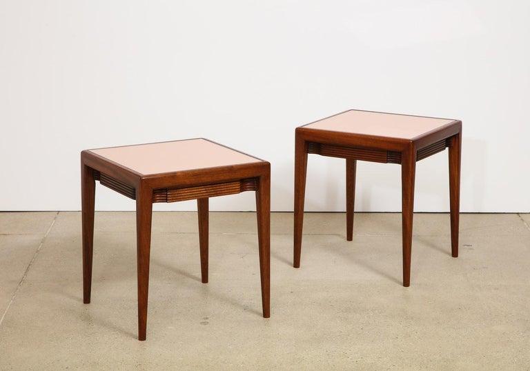 Mid-Century Modern Osvaldo Borsani Low Tables For Sale