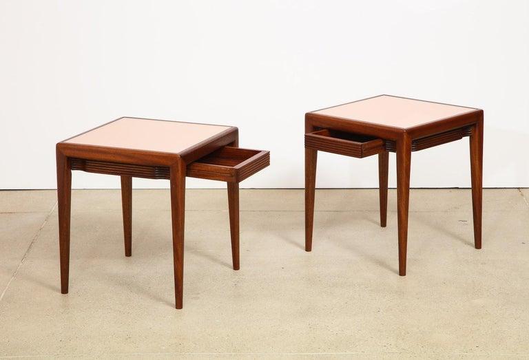 Mirror Osvaldo Borsani Low Tables For Sale