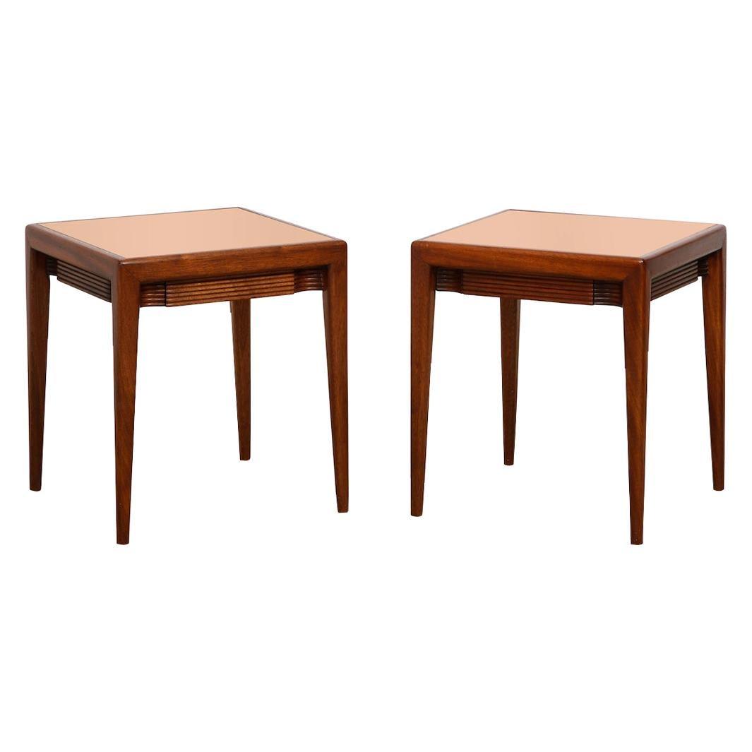Osvaldo Borsani Low Tables