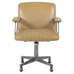 Osvaldo Borsani P126 Swivel Chairs for Tecno, Italy, 1960s