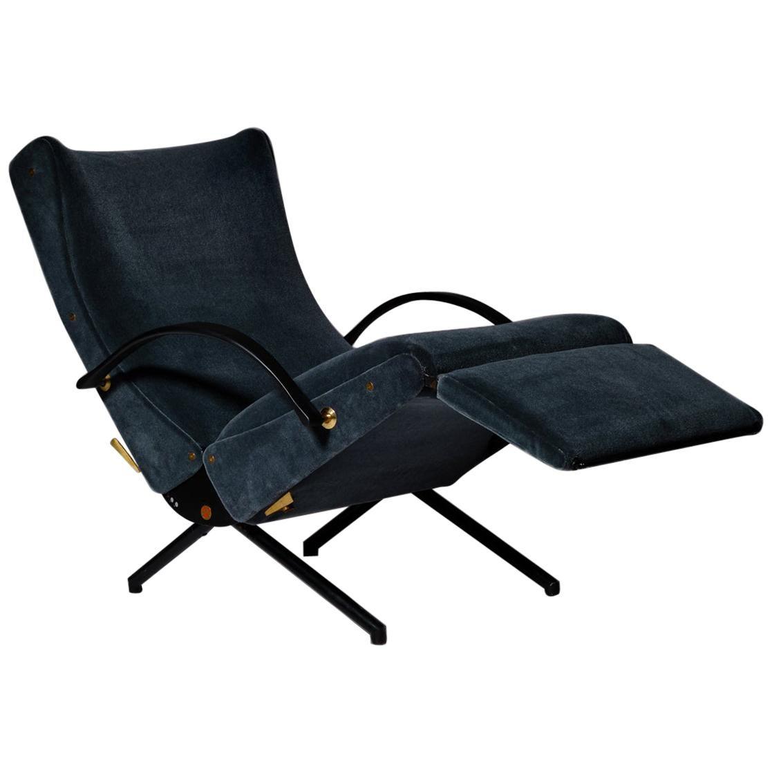 Osvaldo Borsani P40 Lounge Chair for Tecno, Italy, 1955