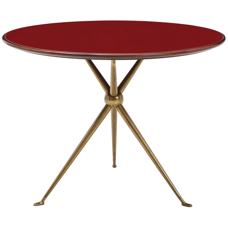 Osvaldo Borsani Rare Occasional or Side Table