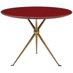 Osvaldo Borsani Rare Side Table