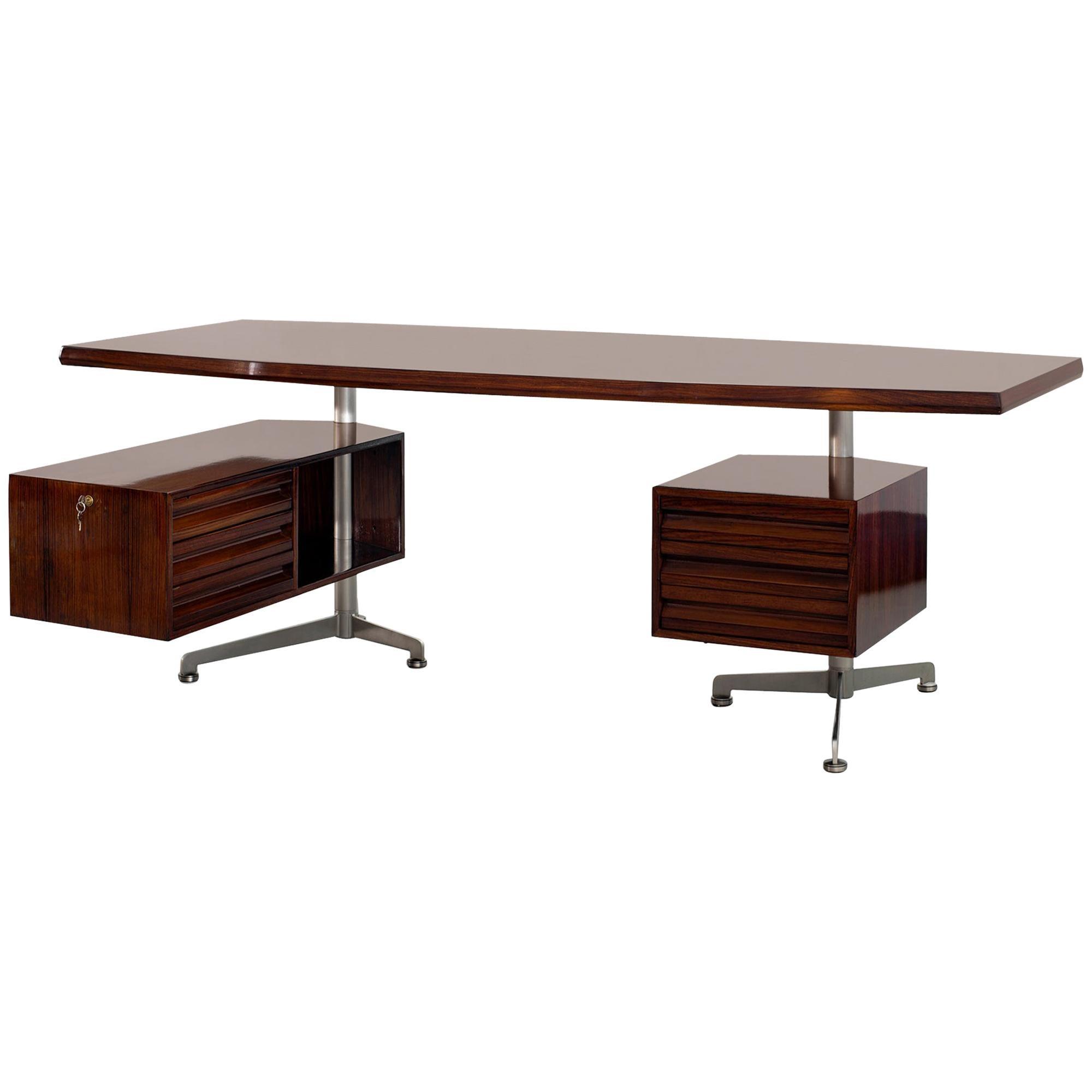 Osvaldo Borsani Rosewood Desk