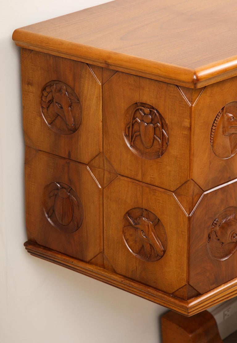 Mid-Century Modern Osvaldo Borsani Sideboard For Sale