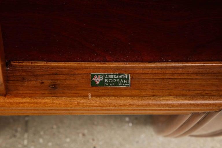 Italian Osvaldo Borsani Sideboard For Sale