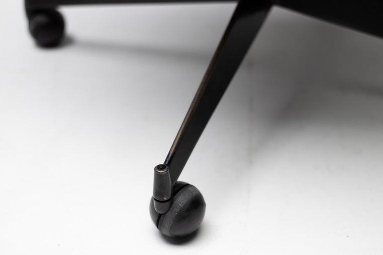 Osvaldo Borsani T95 Executive Desk with Matching Desk Chair For Sale 6