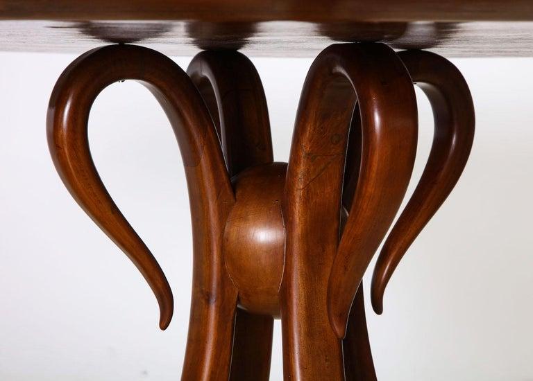 Mid-Century Modern Osvaldo Borsani Table For Sale