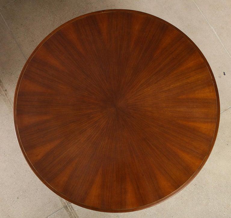Italian Osvaldo Borsani Table For Sale