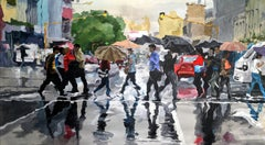"""Avenue 2"", Canvas,"