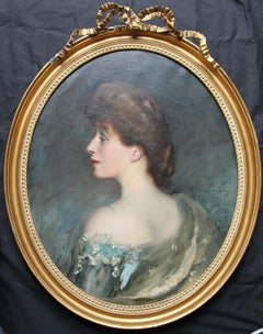 Portrait of Mrs. Alex Cowan