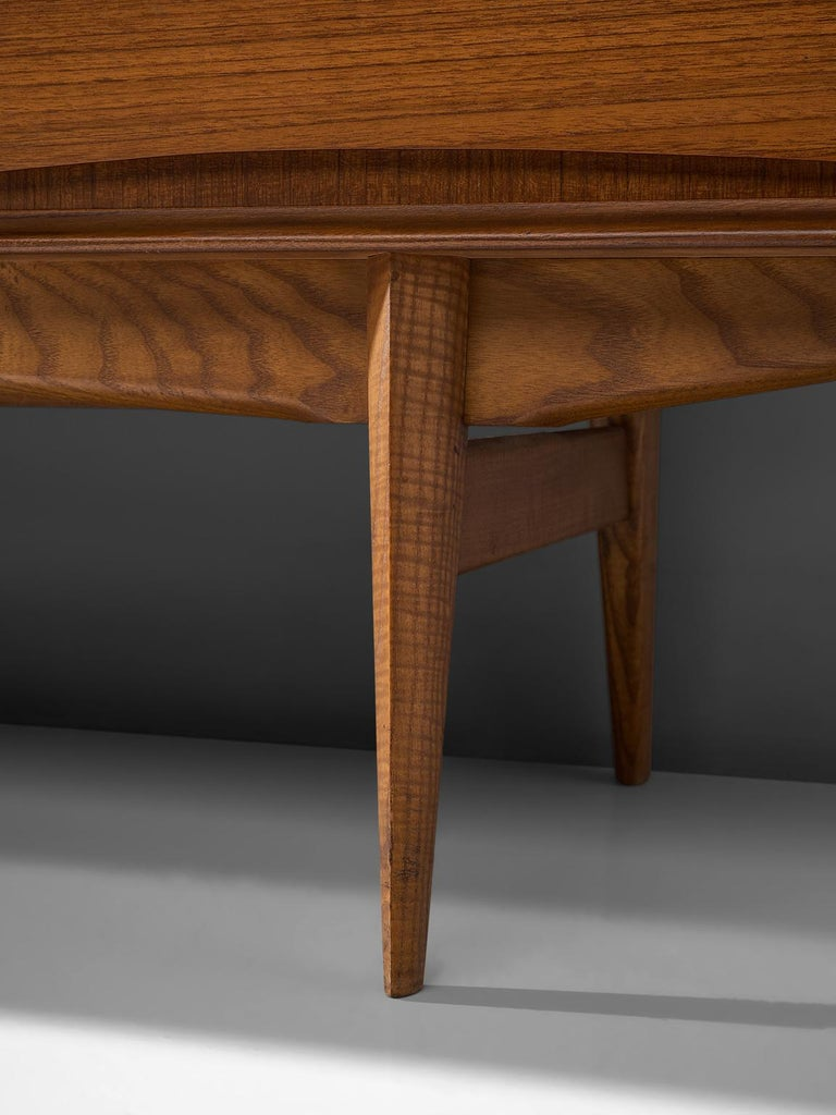 Mid-20th Century Oswald Vermaercke 'Paola' Sideboard for V-Form For Sale