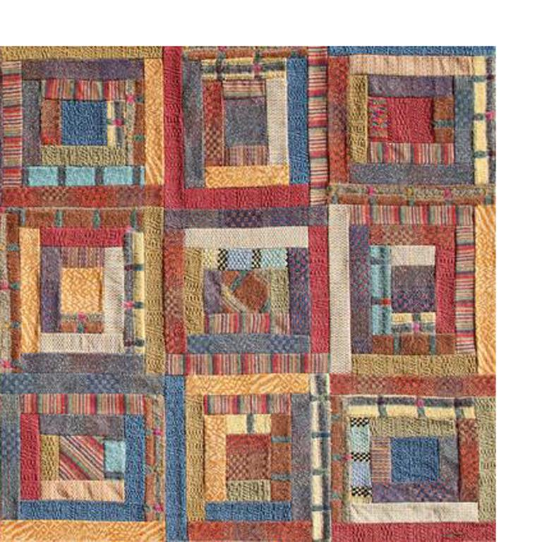 Artist: Ottavio Missoni, Italian (1921 - 2013) Title: #2 Year: circa 1980's Medium: Woolen Tapestry mounted to support board for hanging Size: 46 in. x 92 in. (116.84 cm x 233.68 cm)