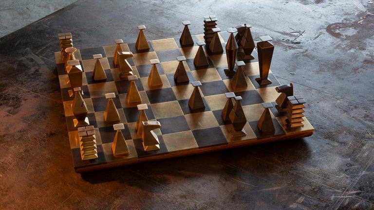 Otterburn Chess Set For Sale 3