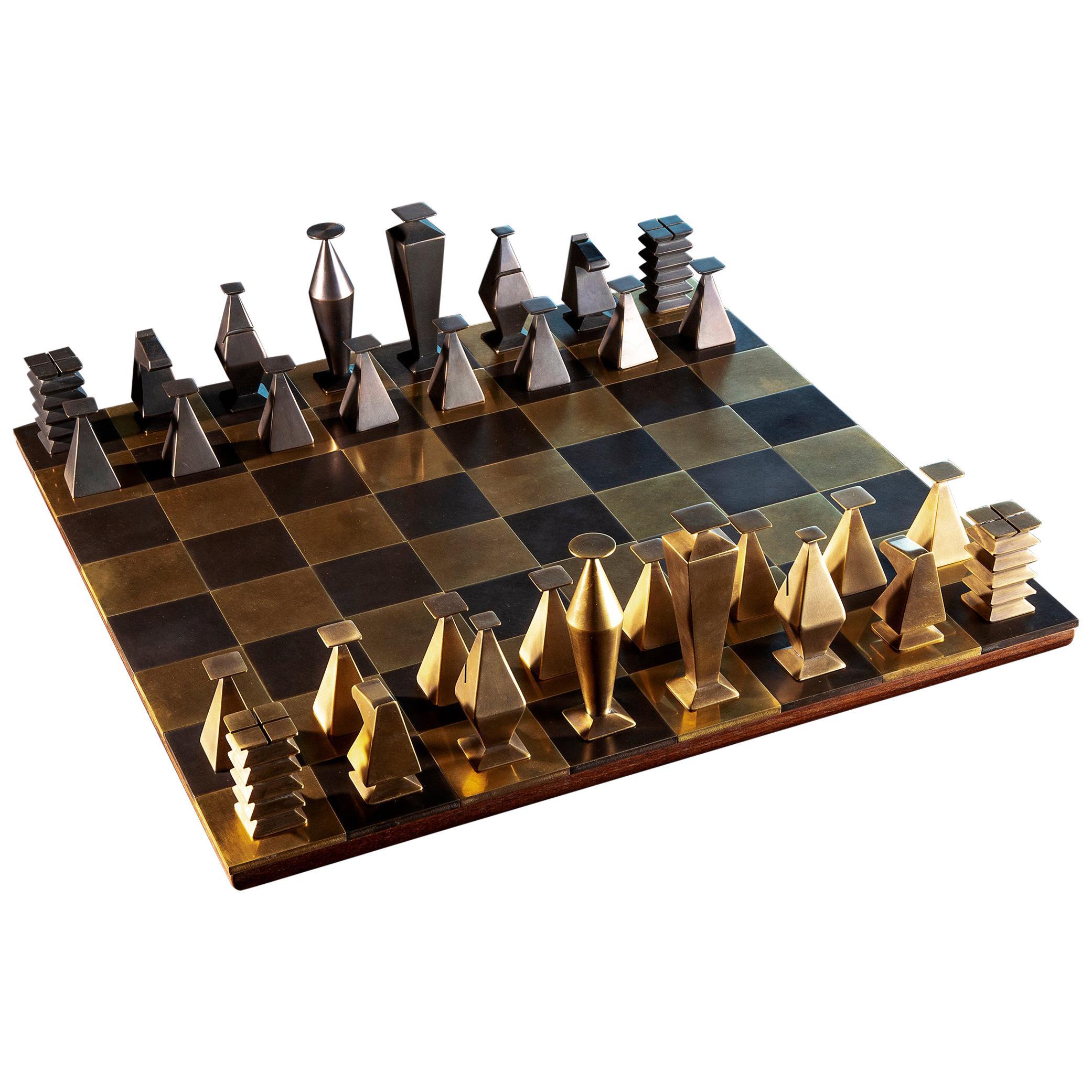 Otterburn Chess Set