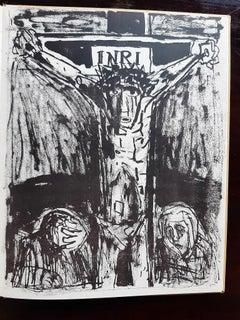 Evangelium nach Matthäus - Rare Book Illustrated by Otto Dix  - 1960