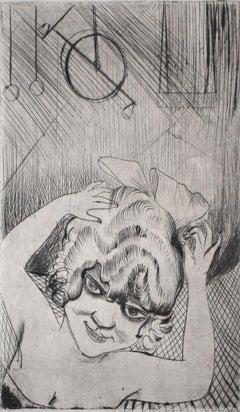 Lili, Queen of the Sky, from: Circus  Lili, die Königin der Luft, aus: Zirkus