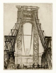George Washington Bridge (Under Construction)
