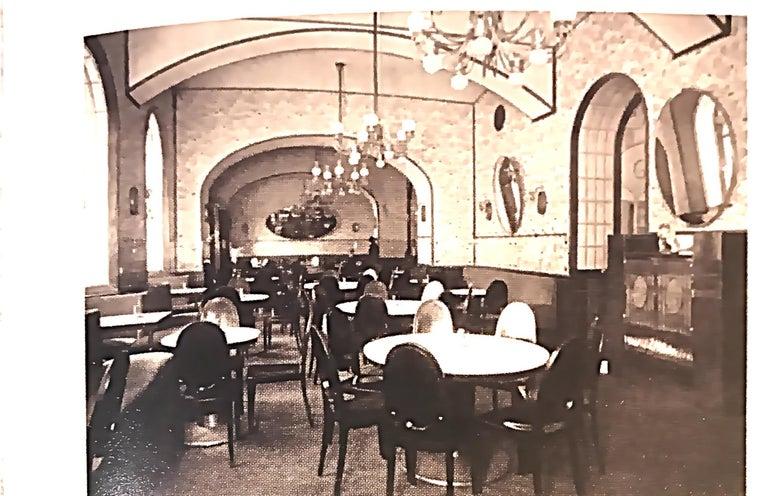 Original Otto Prutscher&Gebrueder Thonet Vienna Jugendstil Chair 20th Century In Good Condition For Sale In Vienna, AT