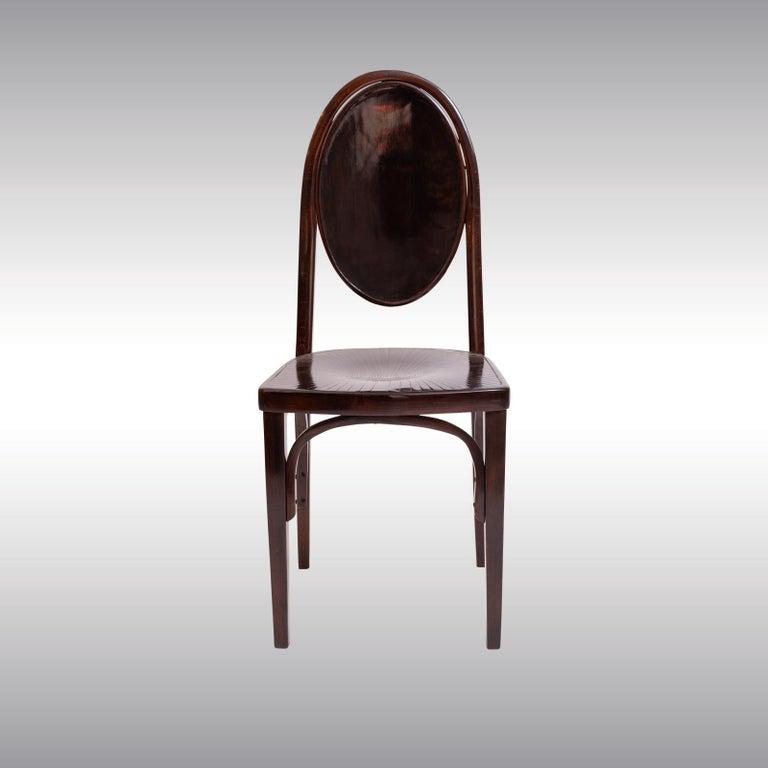 Austrian Otto Prutscher&Kohn Jacob/Josef Jugendstil, Secession Style, Wiener Werkstätte For Sale